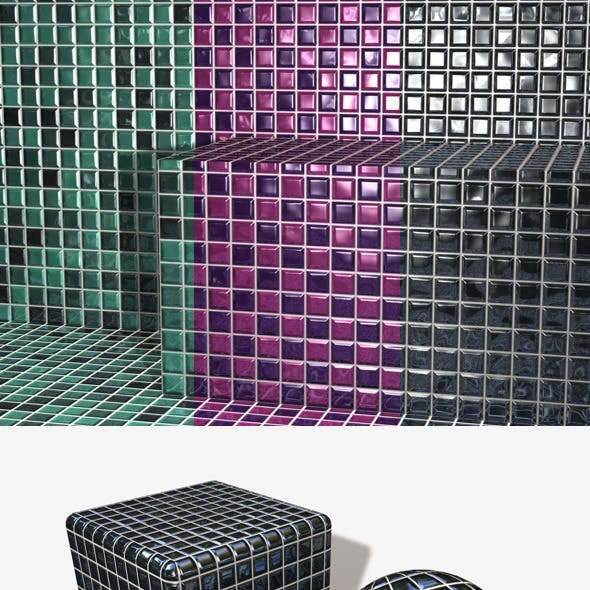 Tiny Tiles 3 types