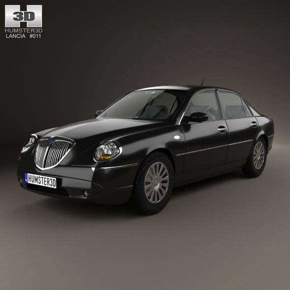 Lancia Thesis 2002