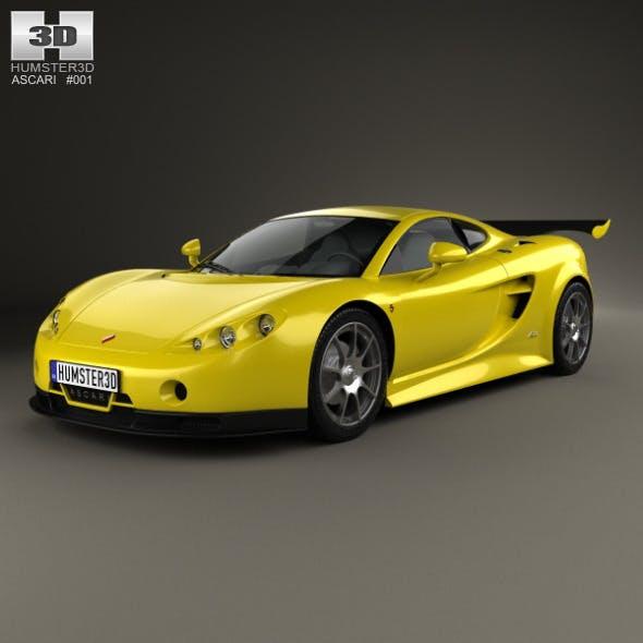 Ascari A10 2006 - 3DOcean Item for Sale