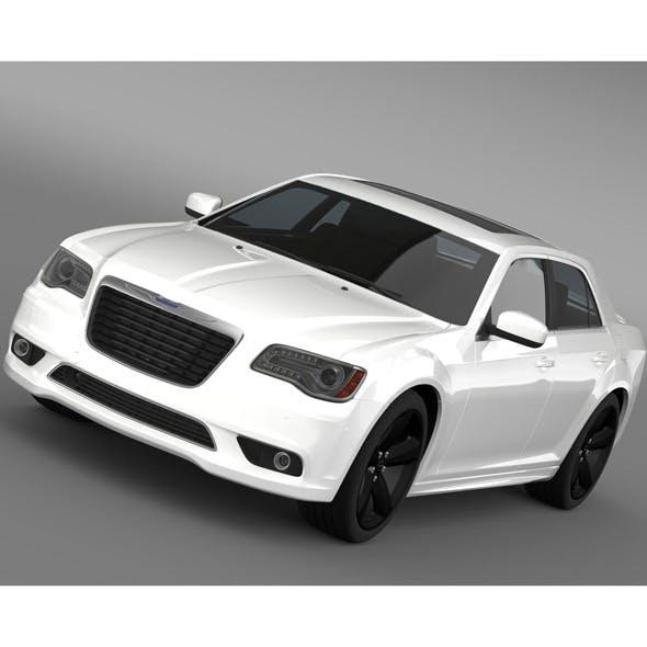 Chrysler 300S 2013 - 3DOcean Item for Sale