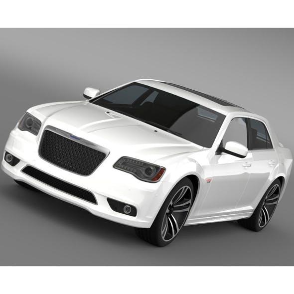 Chrysler 300 SRT8 Core 2013 - 3DOcean Item for Sale