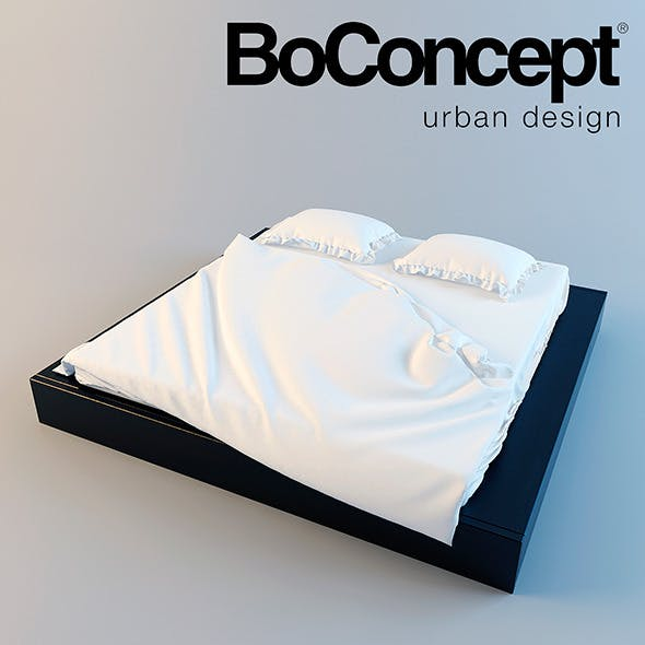 BoConcept Bed Limo