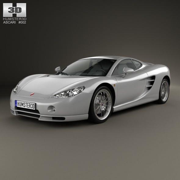 Ascari KZ1 2003 - 3DOcean Item for Sale