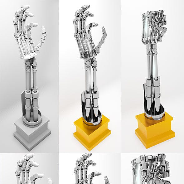 Robot arm terminator