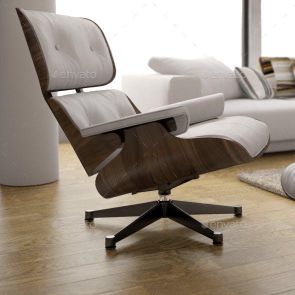 Oak Wood Flooring - 3DOcean Item for Sale