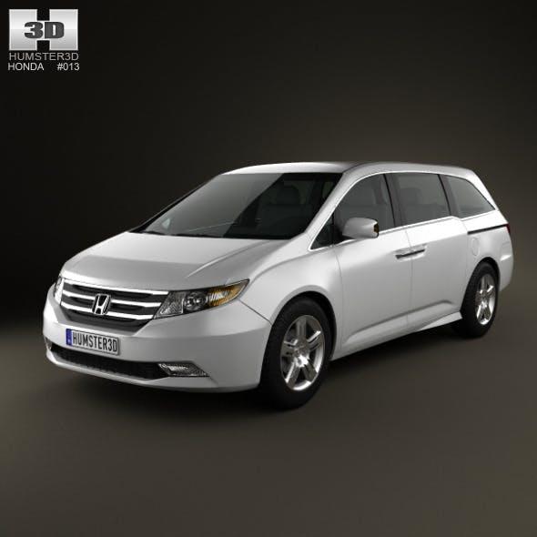Honda Odyssey 2011 - 3DOcean Item for Sale