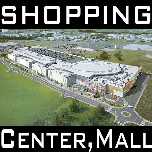Mall, Shopping center, Retail Store
