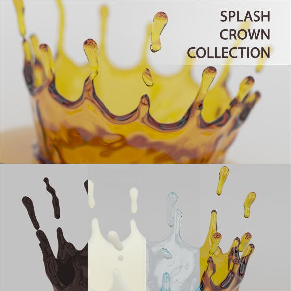 Splash Crown Collection