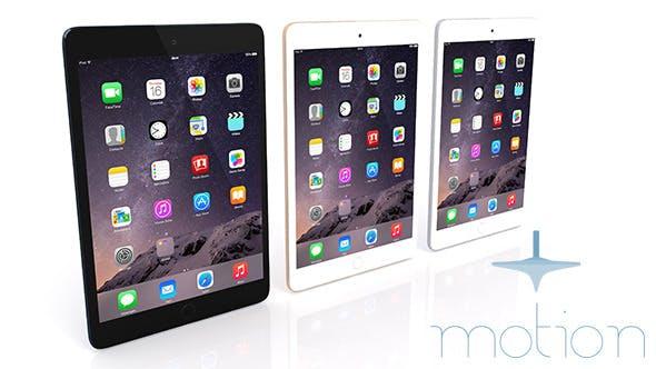 Apple iPad Mini 3 - 3DOcean Item for Sale