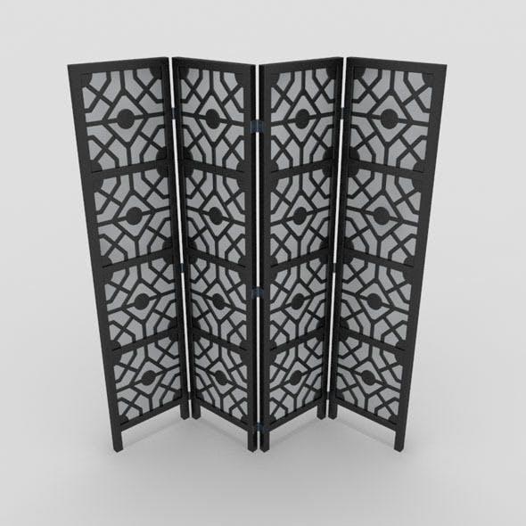 Room Divider-3 - 3DOcean Item for Sale