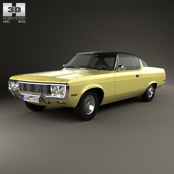 AMC Matador coupe 1972