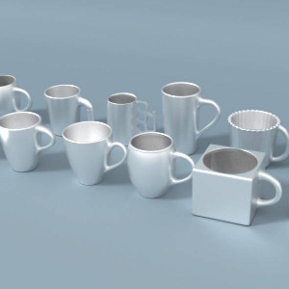 Coffee Cup Repository