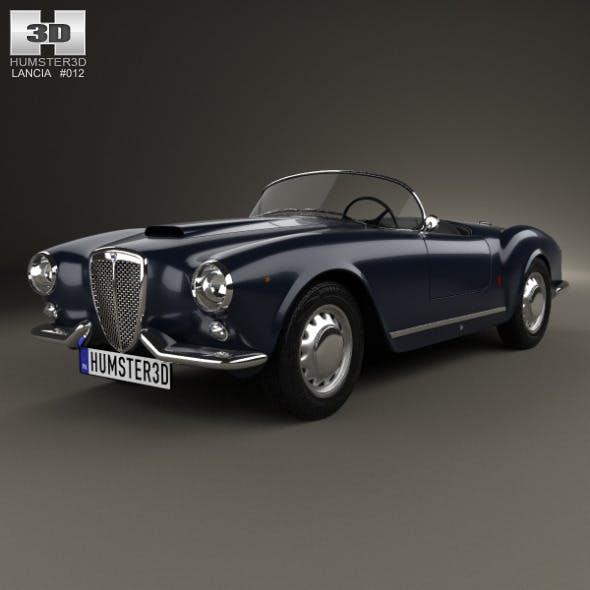 Lancia Aurelia GT convertible 1954