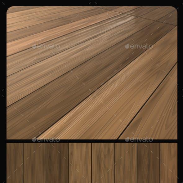 Wood Planks Tile Texture 2