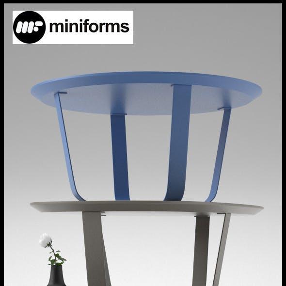 3 Table BINO by Miniforms