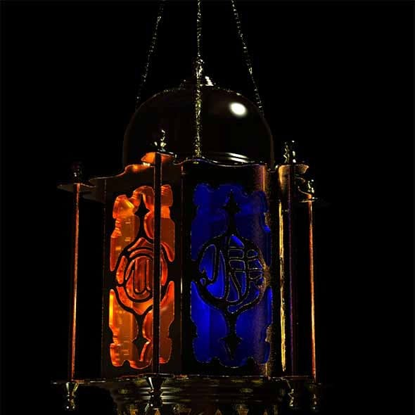 Moroccan/Persia styled Lantern