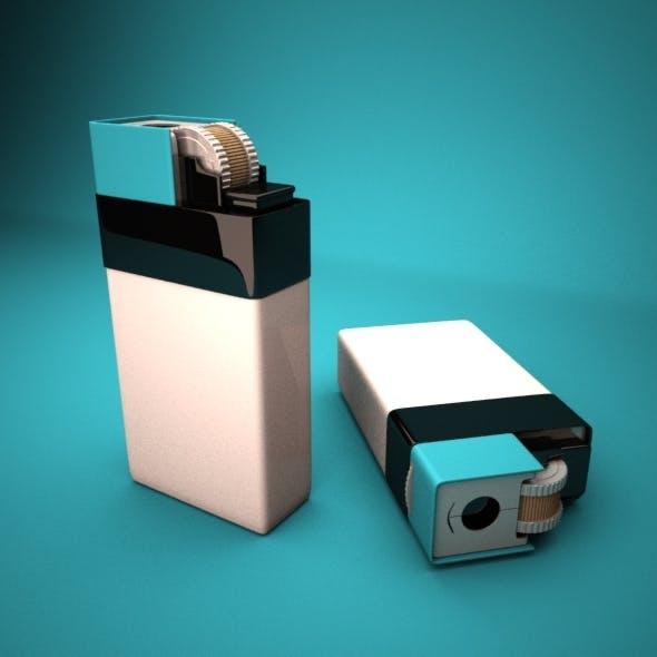 lighter_scene - 3DOcean Item for Sale