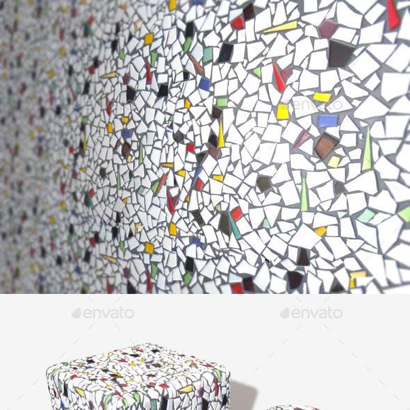 Mosaic Tiles Seamless Texture