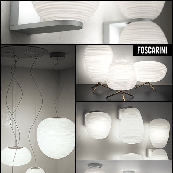 RITUALS by Foscarini - Lamps Collection