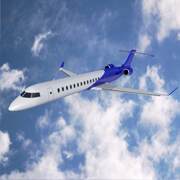 Bombardier crj 900 regional aircraft