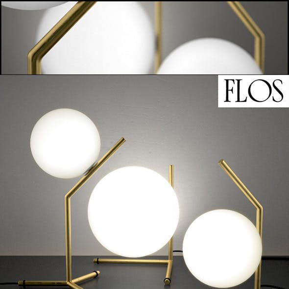 IC Lights table series by Flos