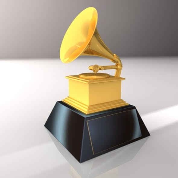 Grammy  - 3DOcean Item for Sale
