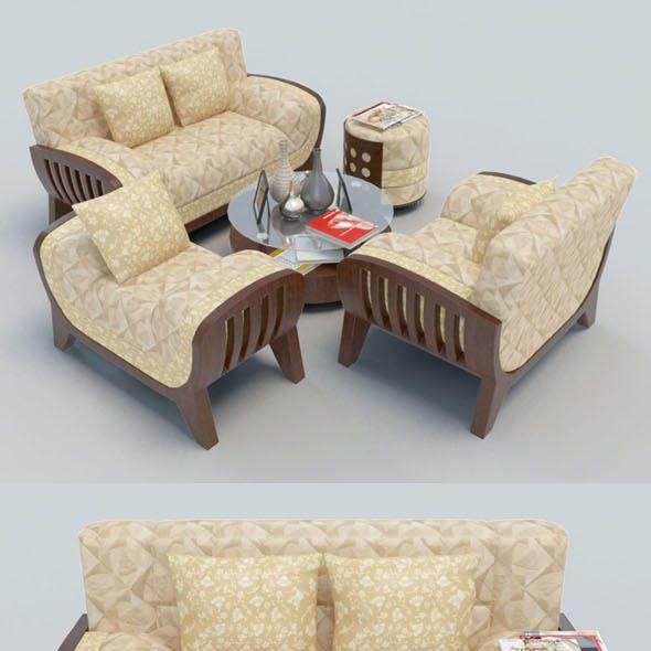 Sofa set-4