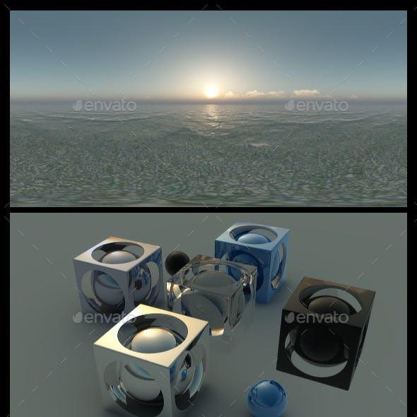 Ocean Dawn 2 - HDRI
