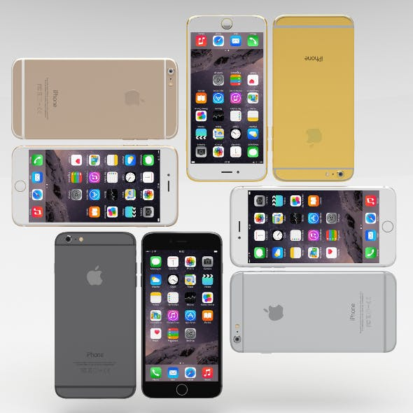 iPhone 6 Plus All Pack
