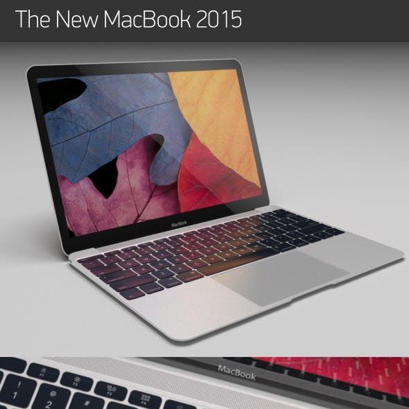 The New MacBook 2015