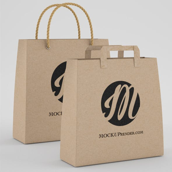 Shopping and grocery bag