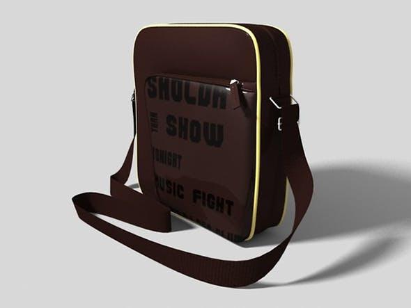 handbag - 3DOcean Item for Sale