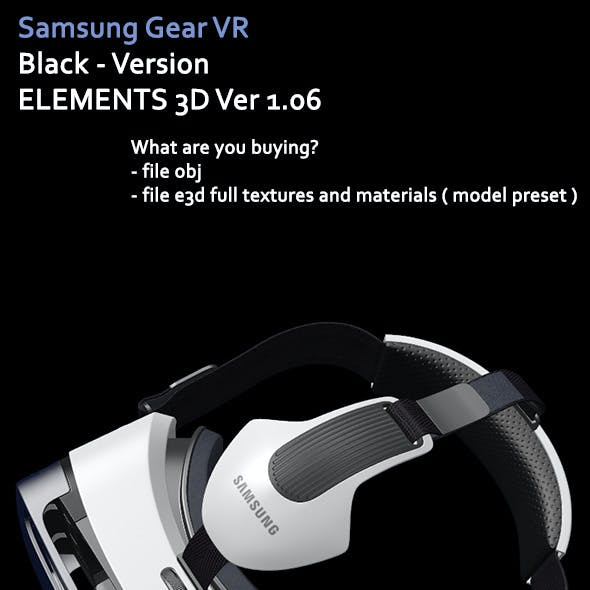Samsung Gear VR Element3D
