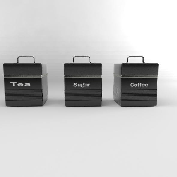 teaboxes - 3DOcean Item for Sale