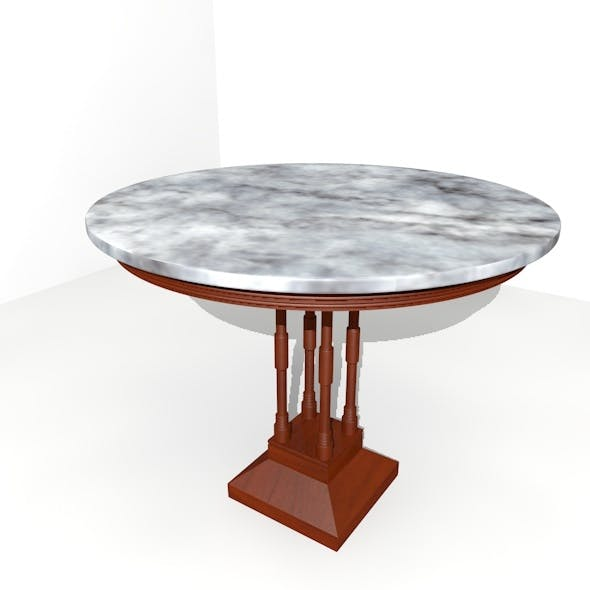 Side Table - 3DOcean Item for Sale