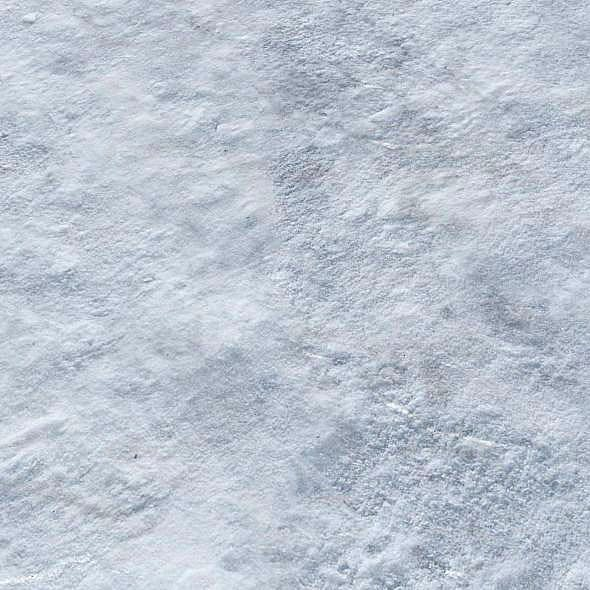 Snow (Dirty) Seamless Ground Texture