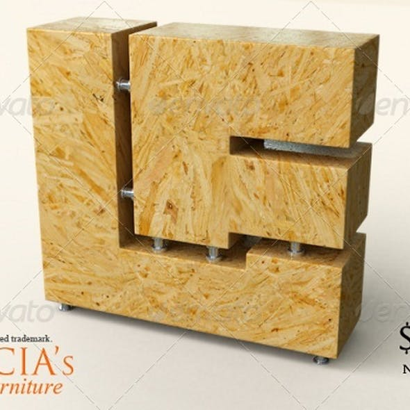 Leticia's Abstract Furniture