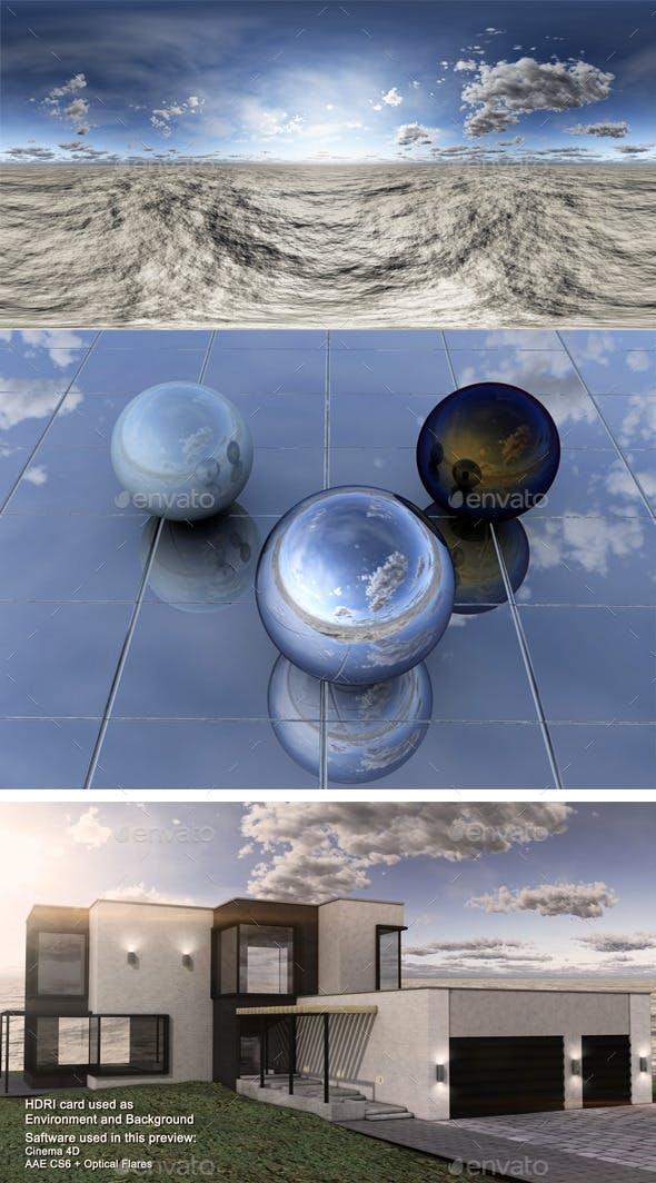 Sunset Desert 2 - 3DOcean Item for Sale