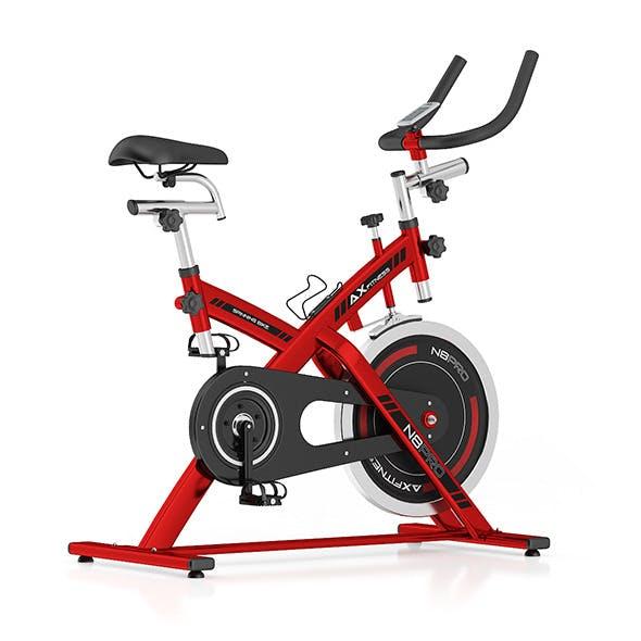 Stationary Spinning Bike - 3DOcean Item for Sale
