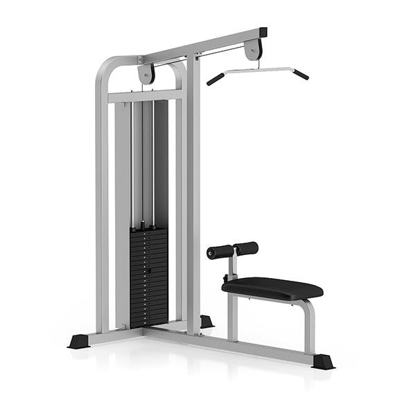 Pull-down Machine - 3DOcean Item for Sale