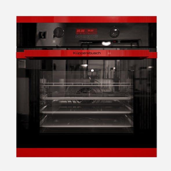 Kuppersbusch EEB6360JXR Oven - 3DOcean Item for Sale