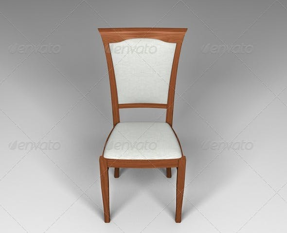 diningroom chair - 3DOcean Item for Sale