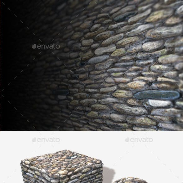 Old Rock Wall Seamless Texture