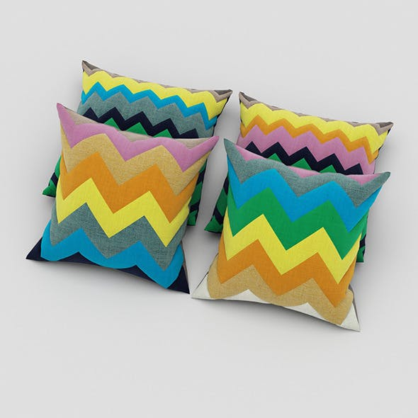 Pillows 63 - 3DOcean Item for Sale