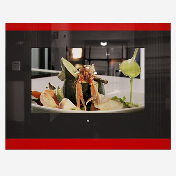 Kuppersbusch ETV6800.1JR LCD TV - 3DOcean Item for Sale