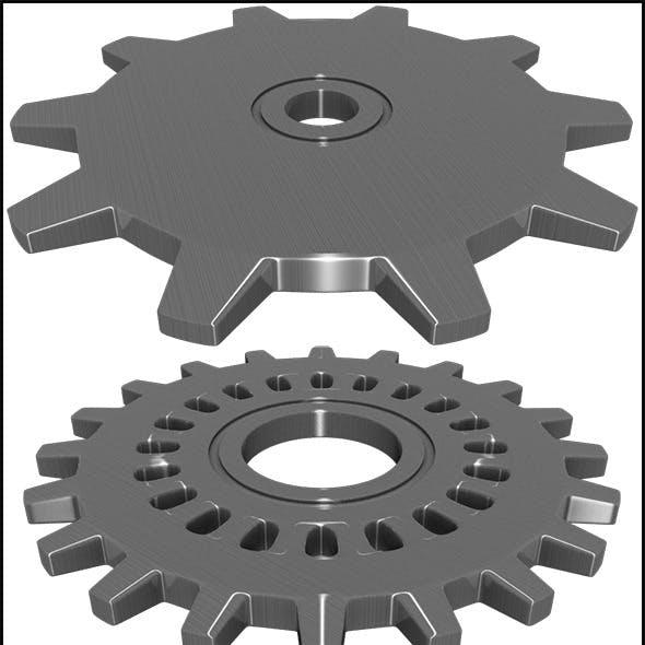Gears 10 Set