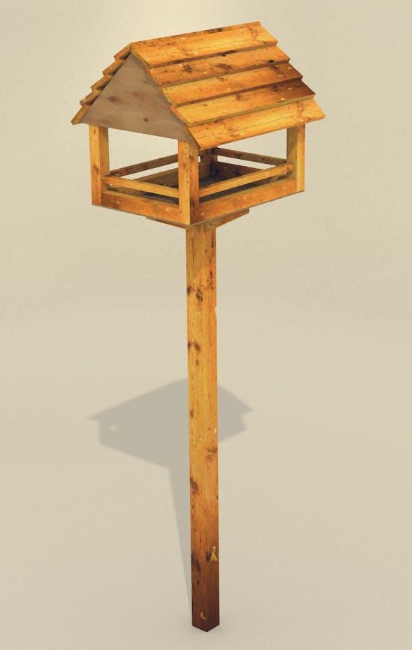 bird feeders - 3DOcean Item for Sale