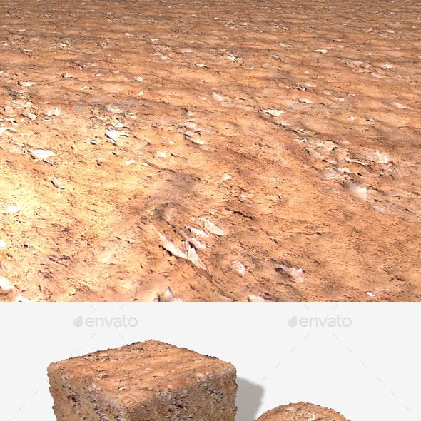 Canyon Floor Seamless Texture