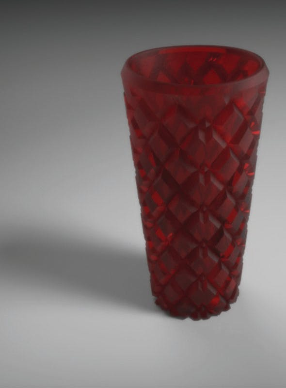 Crystal Chocolate Bar Cup - 3DOcean Item for Sale