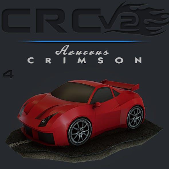 CRCPV2-04 – Cartoon Race Car Pack V2 04